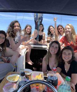 הפלגה קבוצתית בהרצליה