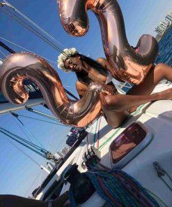 יום הולדת בים