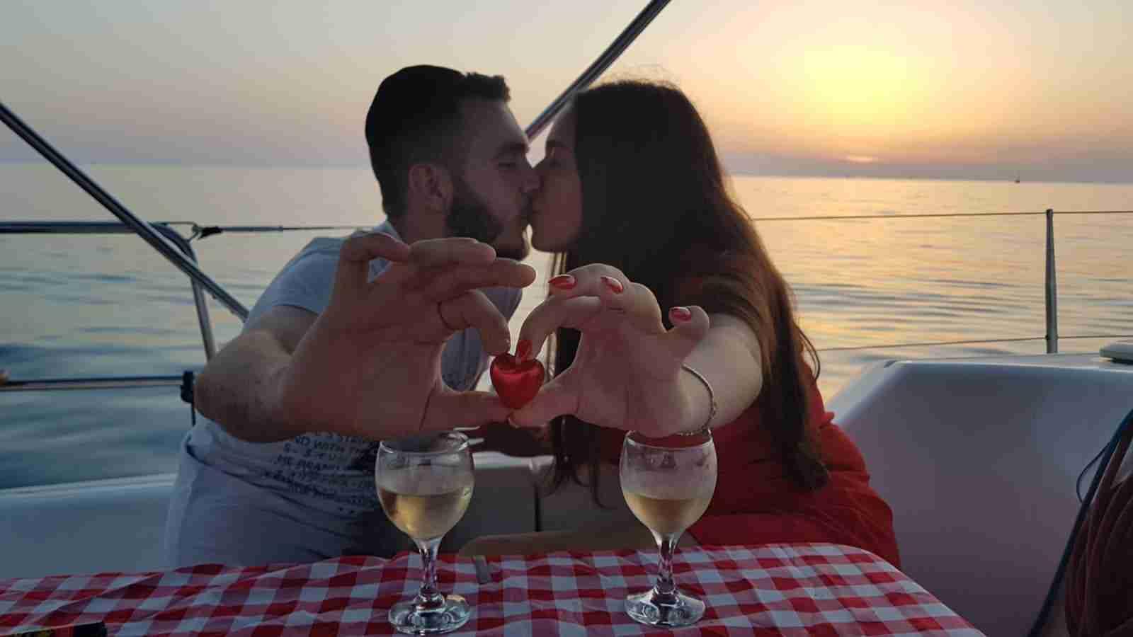 הפלגה רומנטית