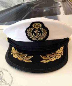 כובע סקיפר 24 | קובע קפטן | כובע ימאים